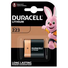 DURACELL DL223A LITHIUM 6 VOLT - BP1