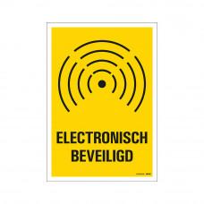 BORD 23X33CM COMBINATIE ELECTRONISCH BEVEILIGD