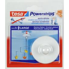 TESA POWERSTRIPS® CEILING HOOK 20 0 WIT