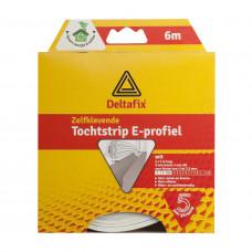 TOCHTSTRIP E-PROF. EPDM WIT 6 M 9 MM 4 MM