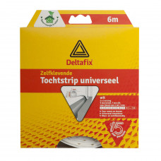 TOCHTSTRIP UNIVERSEEL TP WIT 6 M 9 MM 7 MM