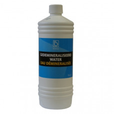 GEDEMINERALISEERD WATER 1000ML