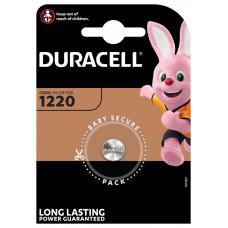 DURACELL CR1220 LITHIUM 3 VOLT - BP1