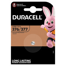 DURACELL SILVER OXIDE 1 X 377 1,5V ZILVER DURACELL