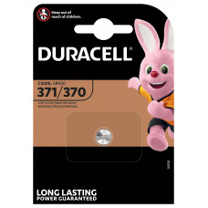DURACELL 371/370/SR69 1,5V BL. 1ST. . . . DURACELL